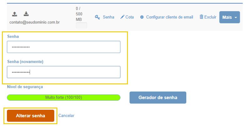 0d110b791 Como alterar a senha de uma conta de e-mail  – Suporte HostGator
